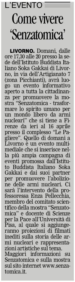 2011-03-26 Il Tirreno