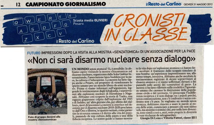 2012-05-31 Il Resto del Carlino