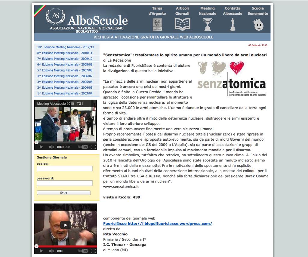 2013-02-03 Albo Scuole
