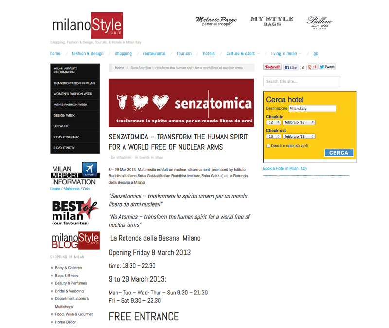 2013-02-11 Milano Style