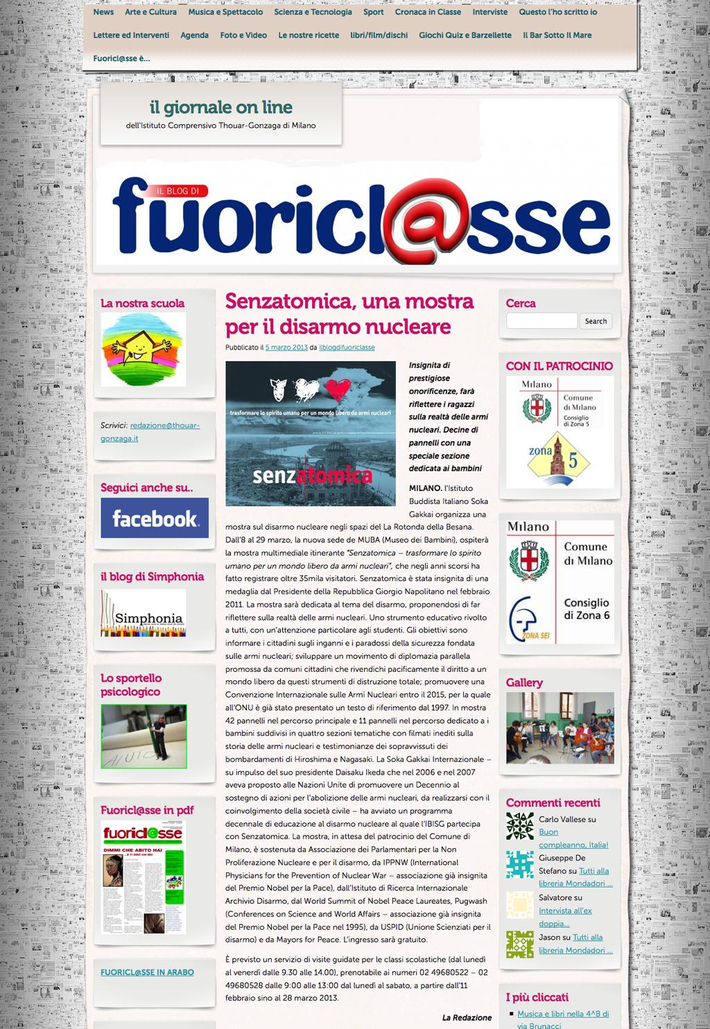 2013-02-05 Il Blog di Fuoriclasse