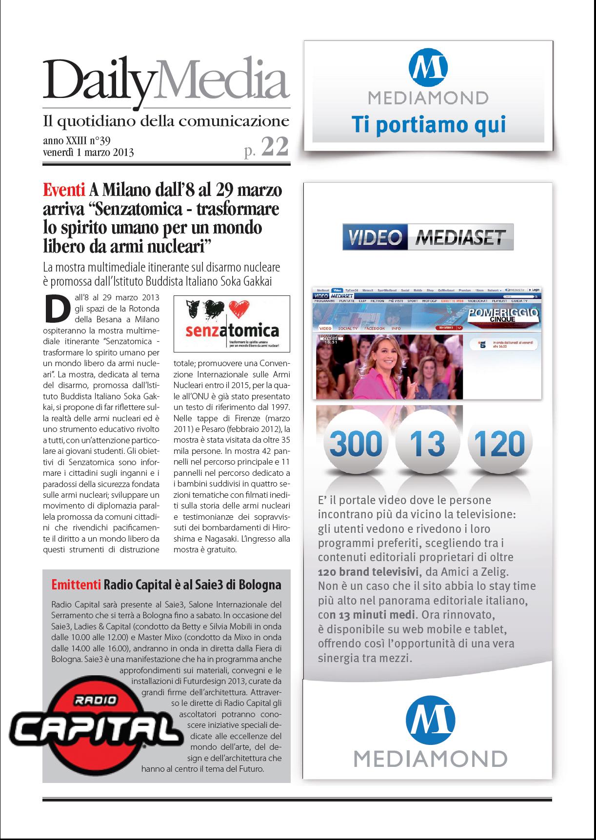 2013-03-01 Daily Media