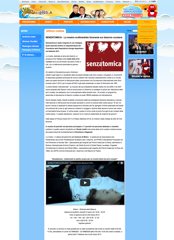 2013-03-20 Striscia La Notizia