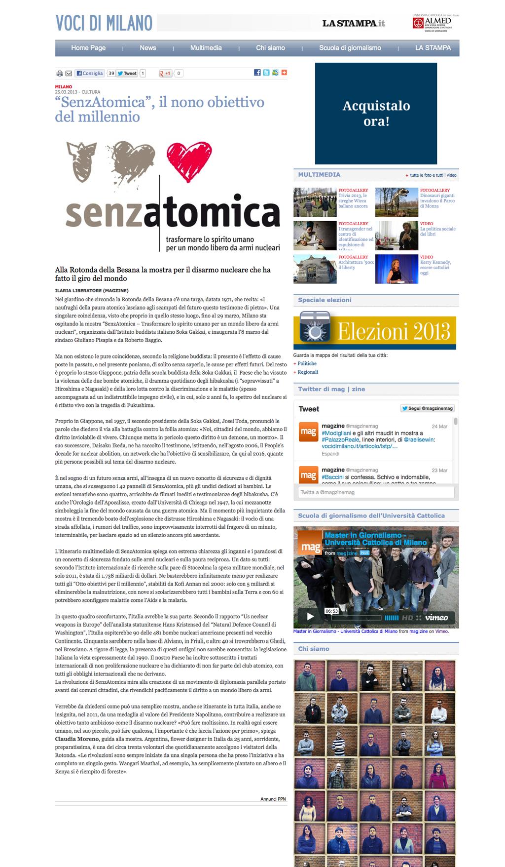 2013-03-25 La Stampa