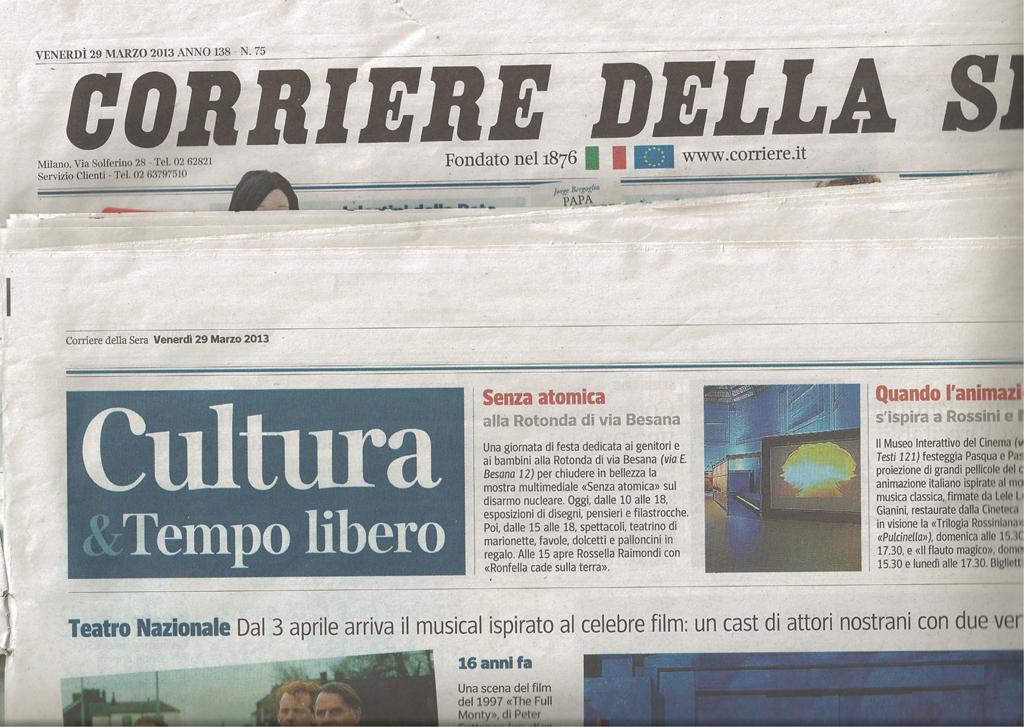 2013-03-29 Corriere della Sera