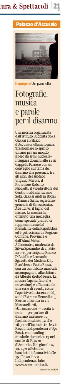 2013-10-10 Corriere di Bologna