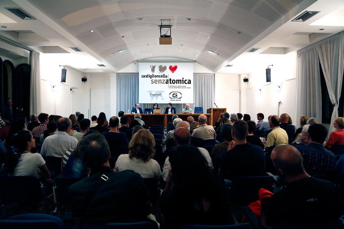 Senzatomica al XV Convegno Internazionale di Castiglioncello
