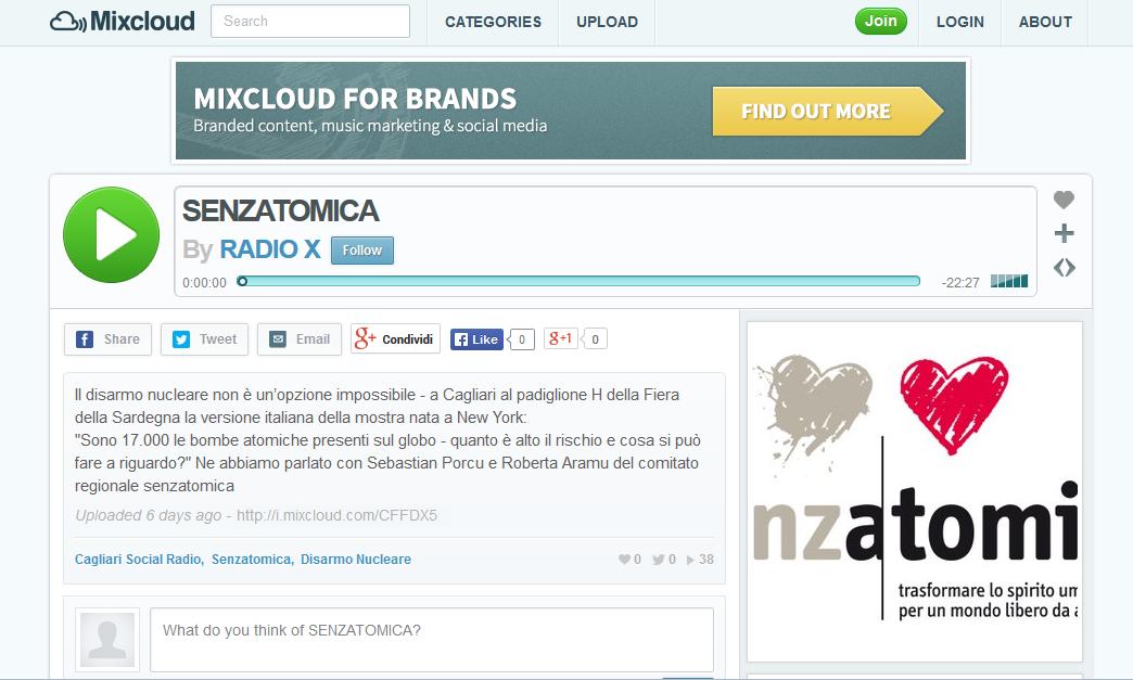 2013-12-05 Mixcloud