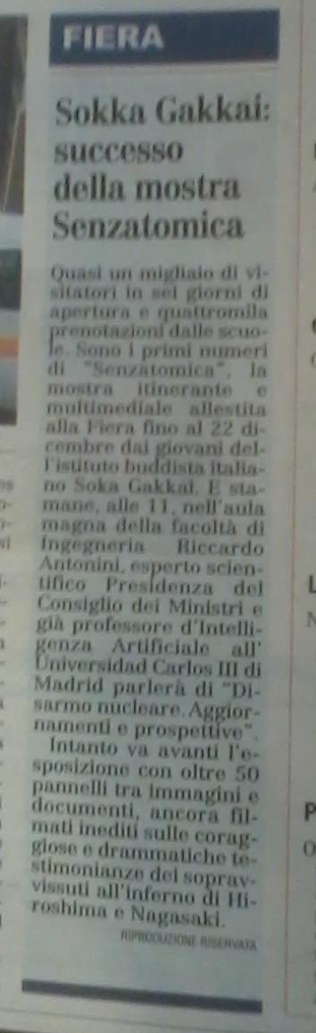 2013-12-07 Unione Sarda