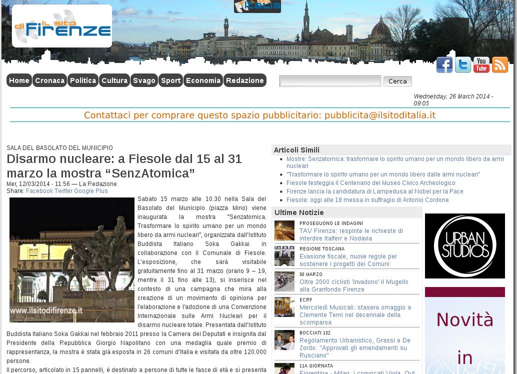 2014-03-12 Ilsitodifirenze