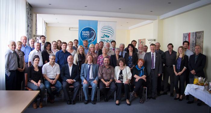 Senzatomica al Basel OSCE Forum