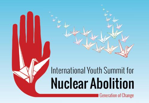 Summit Internazionale dei Giovani per l'Abolizione del Nucleare – Hiroshima 28-30 agosto