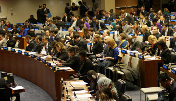 L'ONU vota per bandire le armi nucleari nel 2017