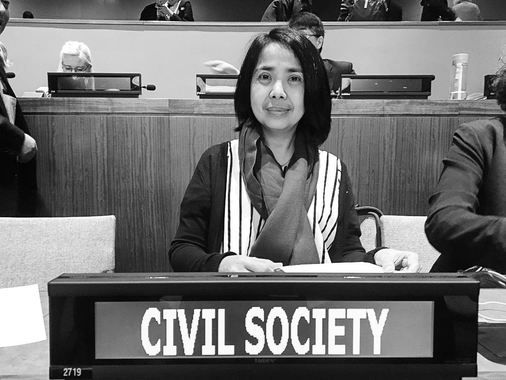 Comunità religiose [SOCIETÀ CIVILE] dichiarazione @ONU