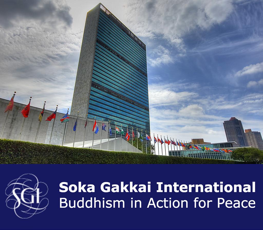 Documento di lavoro della SGI – 2ª sessione di lavoro ONU