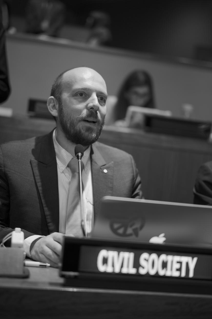 Senzatomica [SOCIETÀ CIVILE] dichiarazione @ONU
