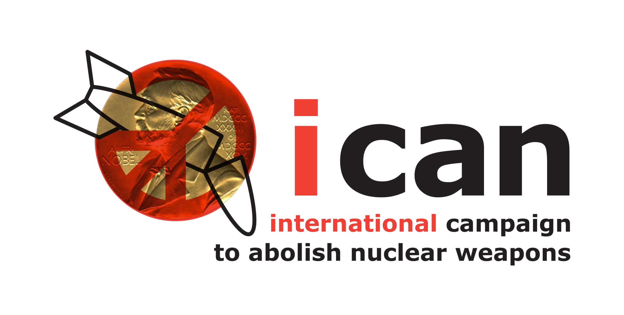 ICAN – Dichiarazione per il Premio Nobel per la Pace 2017
