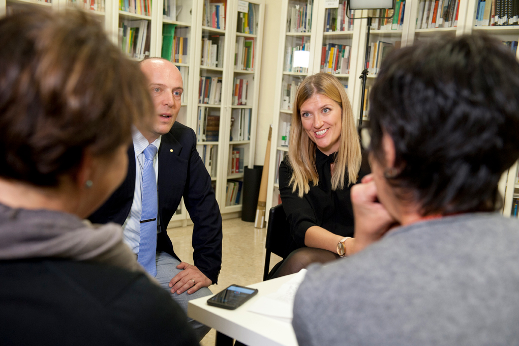Intervista a Beatrice Fihn