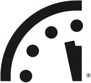 Doomsday Clock. The Bullettin of the Atomic Scientists