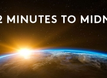 120 secondi 2 minuti, ecco quanto manca oggi all'ora del giudizio