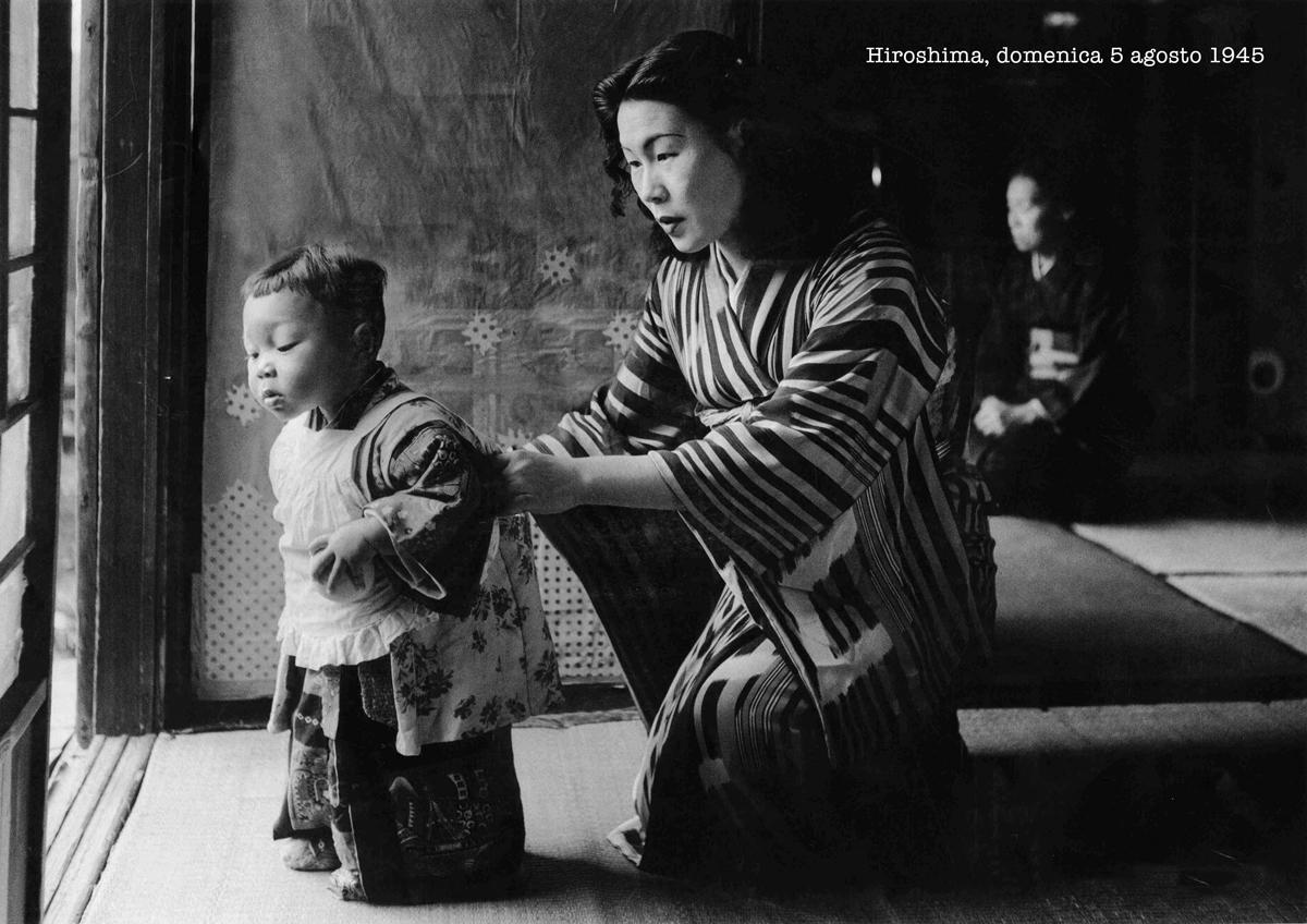 Dichiarazione di Pace – Hiroshima 2018