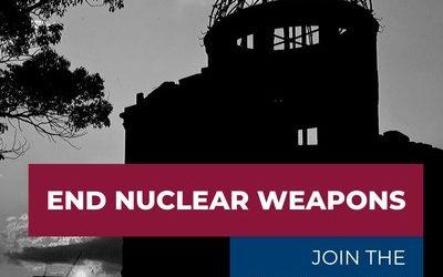 Giornata ONU per l'abolizione delle armi nucleari.