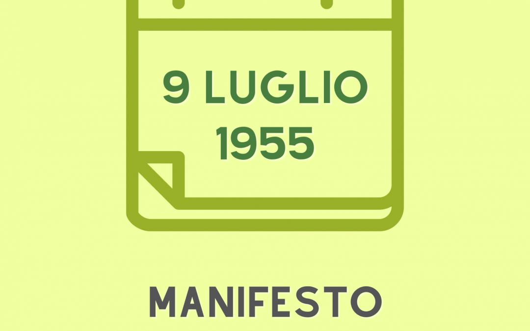"""9 luglio 1955, Manifesto Russell-Einstein – """"ricordate la vostra umanità e dimenticate il resto"""""""